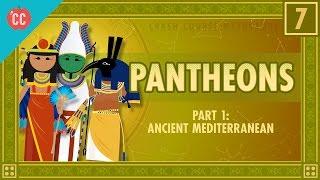 Pantheons of the Ancient Mediterranean: Crash Course World Mythology #7