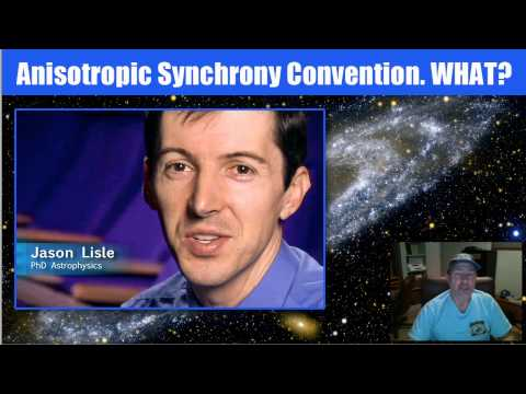 Anisotropic Synchrony Convention -  The Big Assumption of Dr Jason Lisle on the Age Of The Universe