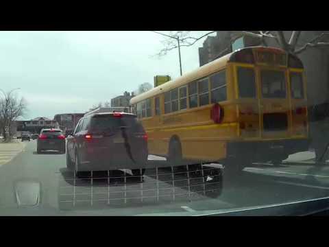 New york bad drivers April  2018 compilation #4