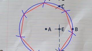 Constructing A Regular Heptagon Approximately Using A Ruler And A Com