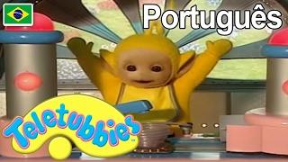 Teletubbies em Português Brasil: Andar de Patins