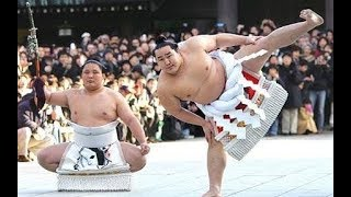 Sumo in Japan Japanology  相撲