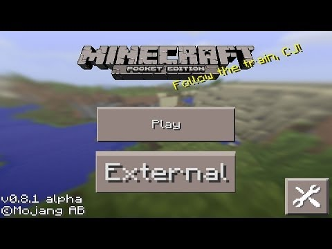 How to Connect to External Servers in MCPE | Minecraft PE (Pocket Edition)