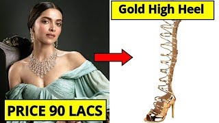 10 Ridiculously Expensive Things Deepika Padukone Owns