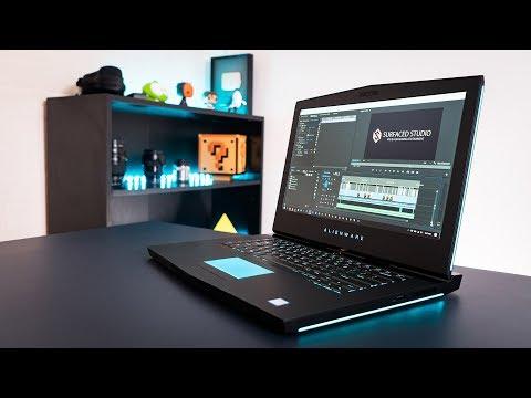 ALIENWARE 15 R3 - Best Laptop For Video Editing & VFX?