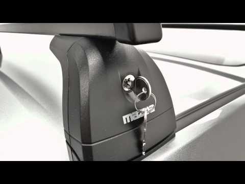 2010 - 2013 Mazda 3 Roof Rack System | Mazdagear.com