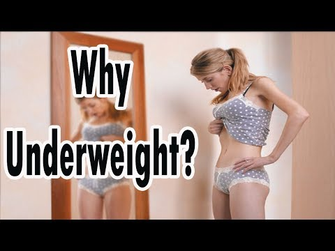 Why are you underweight?