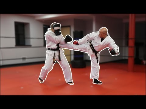 FIGHTING MY DAD... **FULL SPARRING FOOTAGE**