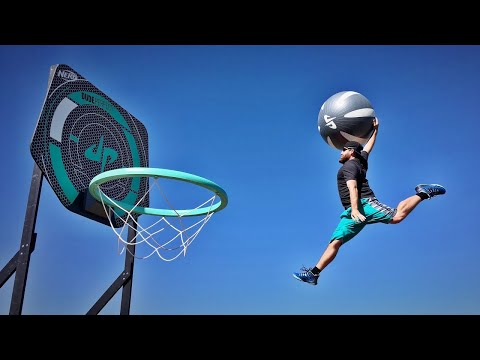 TOP 95 Ultimate Basketball TRICK SHOTS CHALLENGE Video! (BEST Basketball Trick Shot Compilation)