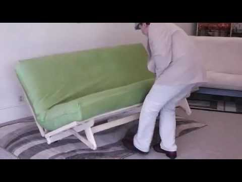 How to convert a futon