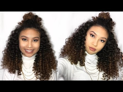 HEATLESS TIGHT CURLS -OVERNIGHT