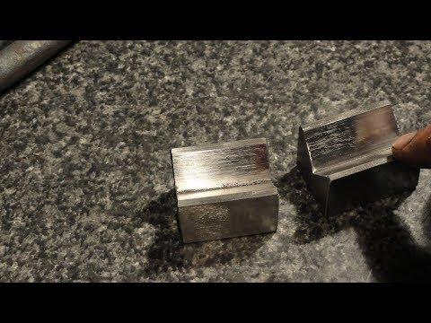 Making V-Blocks (Emma's Toolmaker's Competition 2018 Entry)