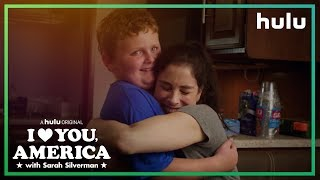 Guess Who's Coming to Dinner? (Hint: It's Sarah Silverman) • I Love You, America on Hulu