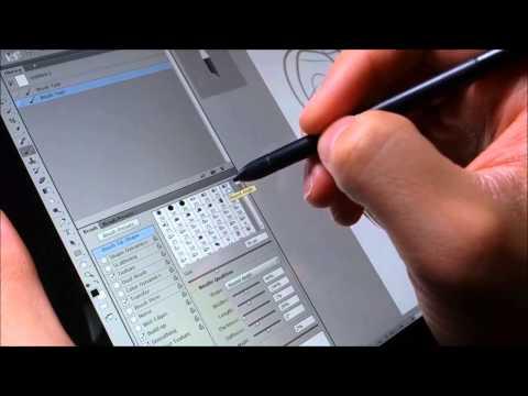 Thinkpad X200 Tablet HD Demo - Lenovo X200 Tablet Pen Driver