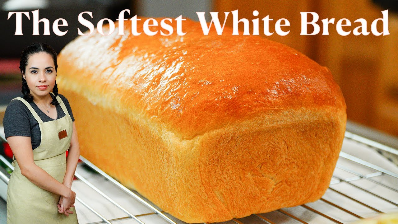 How to make white bread WITH ALL PURPOSE FLOUR | TRADITIONAL white bread recipe | BEST BREAD RECIPE