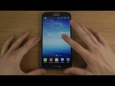 How To Take Samsung Galaxy Mega 6.3 Screen Shot / Capture / Print Screen