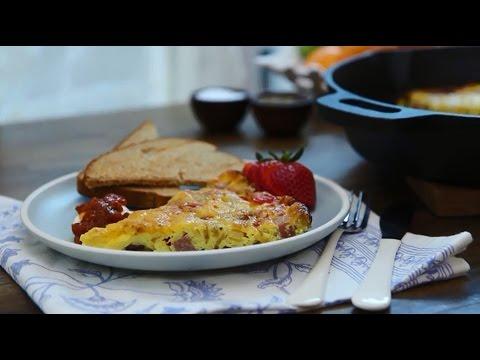 How to Make a Baked Denver Omelet | Brunch Recipes | AllRecipes
