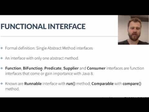 Functional Interfaces and ASM Interface concept