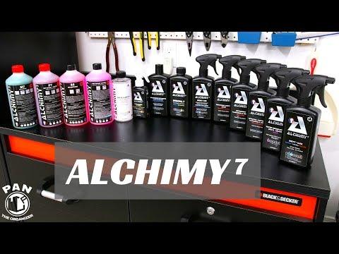 ALCHIMY7: Produits d'Esthétique de Voitures !