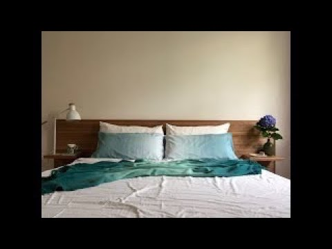 HOW TO DIY Build a Timber Bedhead