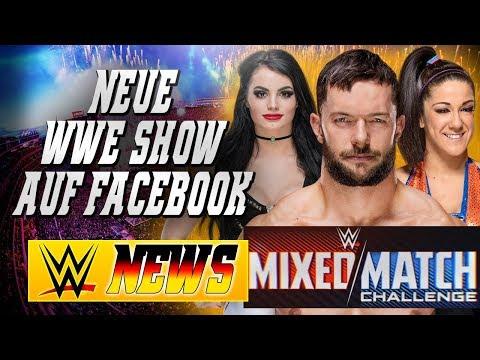 Neue WWE Show auf Facebook, Paige über Bilder/Video-Skandal | WWE NEWS 89/2017