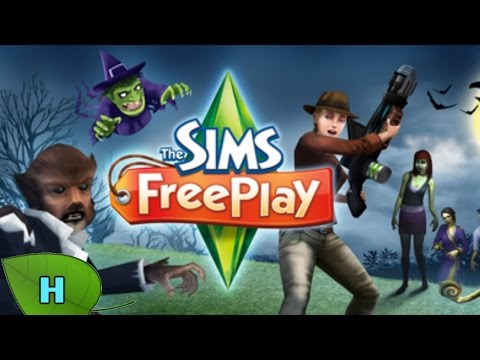 The Sims FreePlay - How to play on BlueStacks - Rotate The Camera - Solved