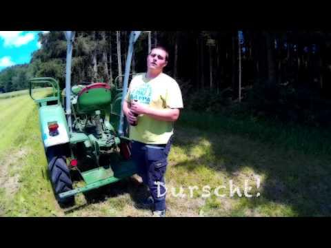 #echteschwaben-Gewinnspiel: Florian Keim - Waldarbeit bei 30 Grad?
