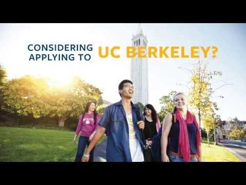 Part 1: UC Berkeley Freshman Application Tips
