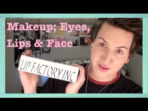 Lip Factory May 2013 ♡ ♡ ♡ Unboxing & Review