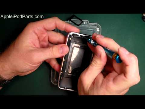 iPhone 3G and 3GS Complete Strip and Re-Build Repair Guide - www.AppleiPodParts.com
