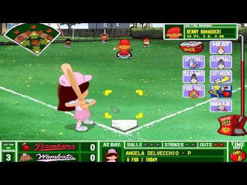 Backyard Baseball 1997: The Worst Single-Play Ever