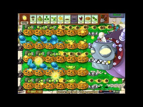 Unlimited coins sun instant refill godlike plants PVZ cheat engine 6 4