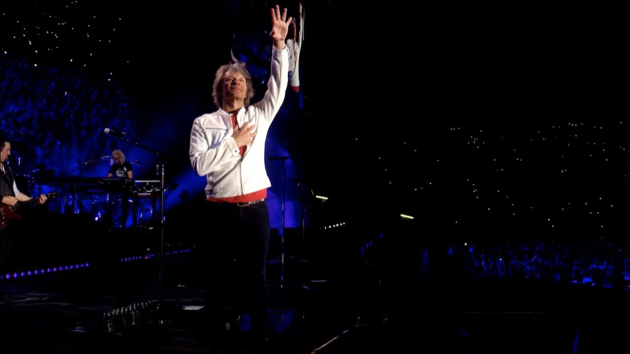 Bon Jovi: I'll Be There For You -  from Munich (July 5, 2019)