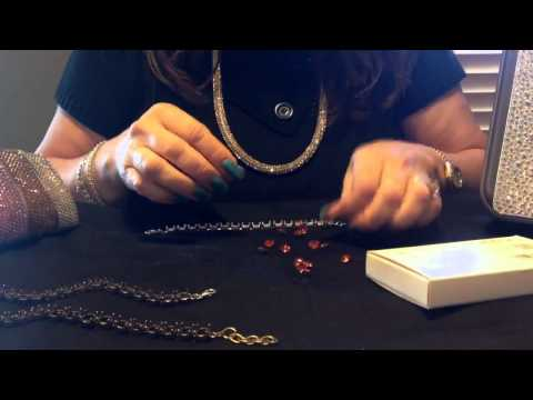 Setting Chatons Into Cup Chain Banding | Dreamtime University