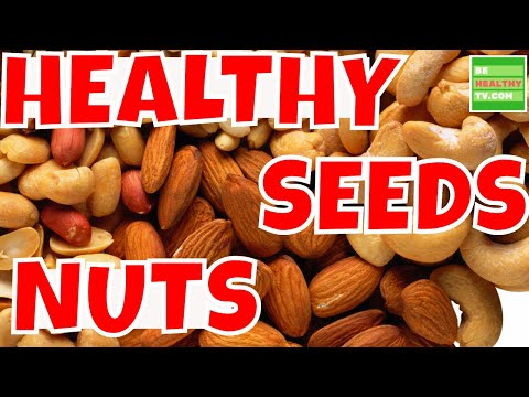HEALTHY EATING , Five Edible Seeds and Their Incredible Properties