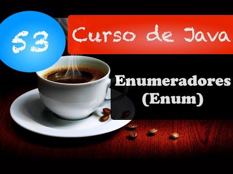 Curso de Java 53: Enumeradores (Enum)