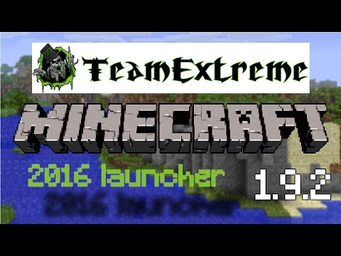 Minecraft 1.12 FREE Crack TeamExtreme launcher 2017 (Media Fire)(Updatable)