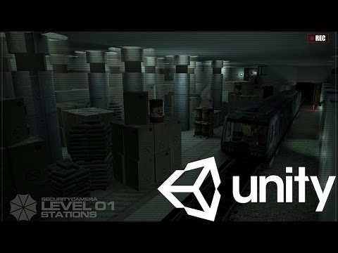 How to Create Security Cameras in Unity [NO CODE]
