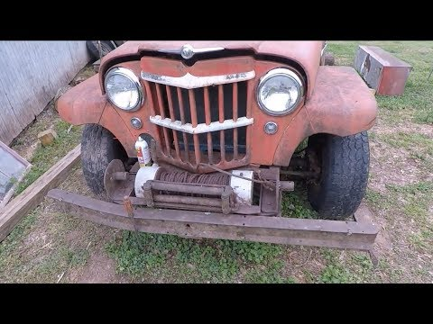 Willys Truck Take Two: Will it Ever Run Again & Viewer Mail