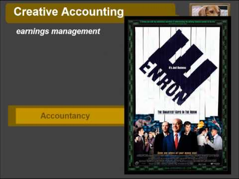ACCOUNTING 10 - Creative Accounting