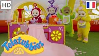 Les Teletubbies en français ✨ 2016 HD ✨ Les robinets #29