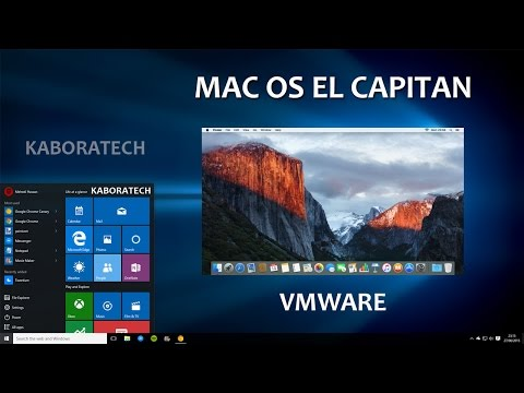 How To Install OSX on PC in VMWARE