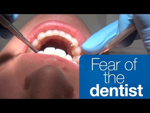 How to manage your fear of the dentist