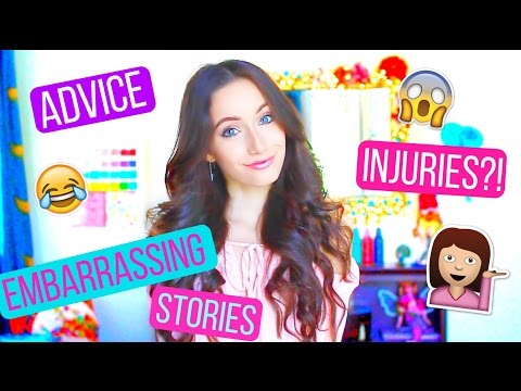 Embarrassing Stories, Injuries, Dance Advice, + More!