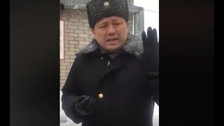 Полицейские о смерти Дулата Агадила, но люди не верят и  собирается.  Астана
