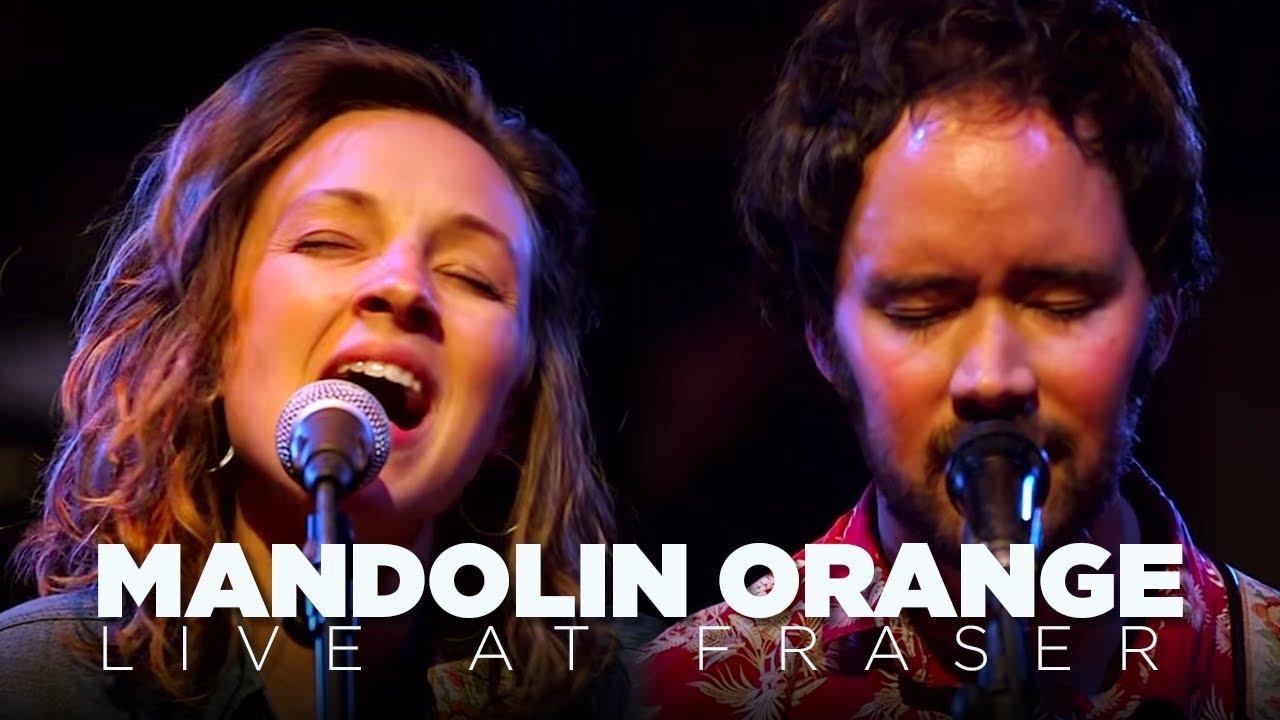 Mandolin Orange — Live at Fraser (Full Set)