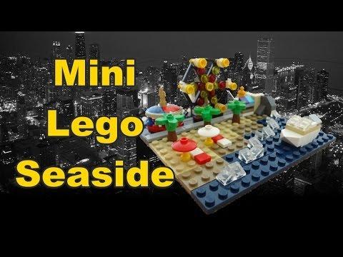 Mini Lego Seaside