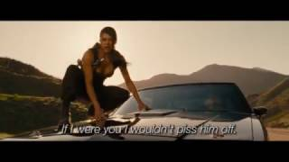 Sony AXN Italy - Action Easter Stunt Promo 2015 featuring Fast and Furious 4