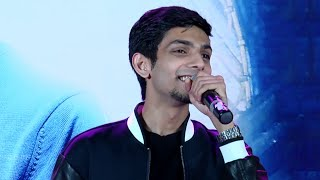 Anirudh Launches Aakko Movie Single Track  Enakenna Yaarum  Song