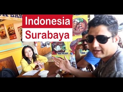 Surabaya Indonesia Travel VLOG | Best City in Indonesia